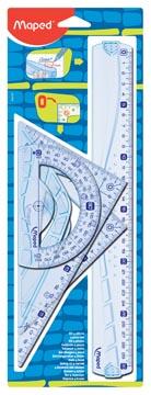 Maped tekenset Geometric