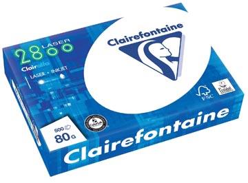 Clairefontaine Clairalfa printpapier ft A4, 80 g, pak van 500 vel