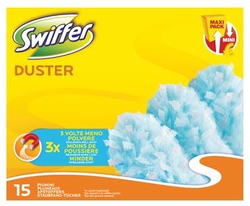 Swiffer navulling voor Duster XXL, pak van 15 stuks