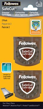 Fellowes SafeCut snijmessen