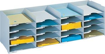 Paperflow sorteerbakje, 20 laden, breedte 101 cm
