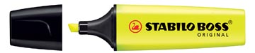 STABILO BOSS ORIGINAL markeerstift, geel