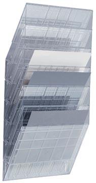 Durable Flexiboxx 6 A4 Landscape transparant